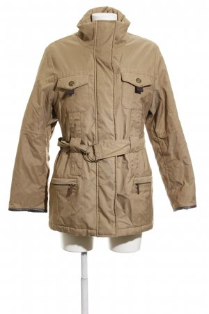 C&A Winterjack camel casual uitstraling