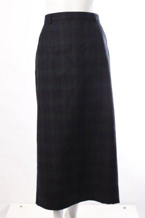 C & A woolen skirt plaid