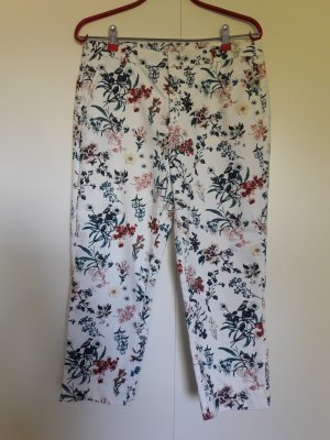 Yessica 3/4 Length Trousers multicolored mixture fibre
