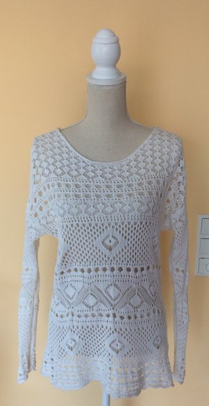 C&A Yessica Lochpullover Pullover Größe M NEU