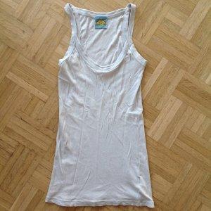 C&C California Longtop Longshirt Top Grau Nude Yoga S M