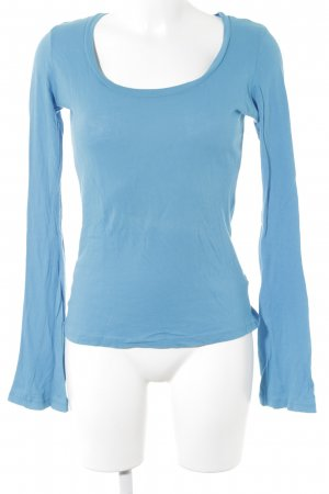 C&C California Sweatshirt kornblumenblau Casual-Look