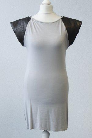C'est Tout Berlin Kleid Gr. S grau Leder #MF/B/01-99# gebraucht kaufen  Wird an jeden Ort in Deutschland
