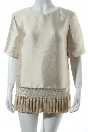 C / Meo Collective Top goldfarben extravaganter Stil