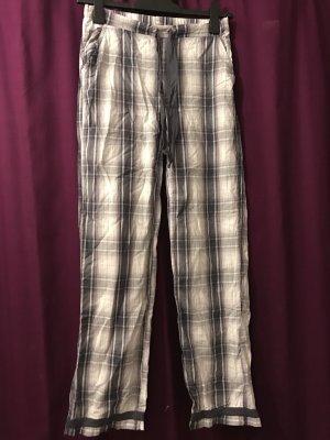 C und A pijama kariert