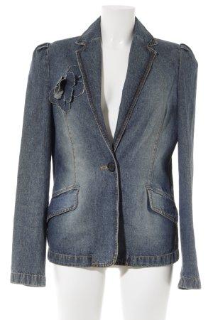 C2C Denim Jacket dark blue washed look