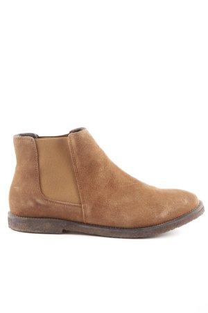 Ca Shott Chelsea Boots light brown casual look