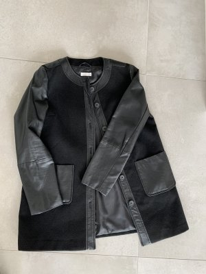 Charles Vögele Heavy Pea Coat black
