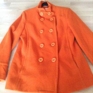 Cabanjacke orange Größe 38