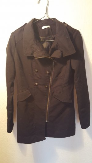 Promod Pea Jacket black
