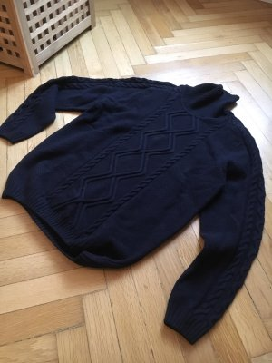 Cableknit oversized