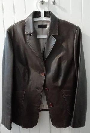 Cabrini Fashion bronze-colored-taupe leather