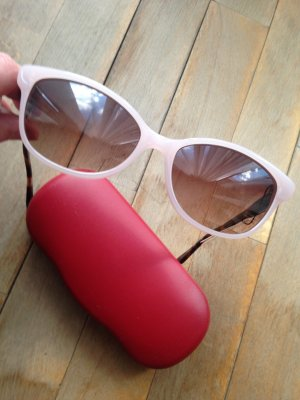 Cacharel Butterfly Glasses light pink-brown