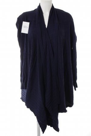 Cacharel Strick Cardigan dunkelblau Casual-Look