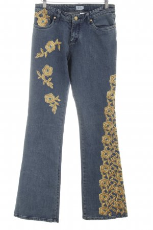 caché Denim Flares blue-gold-colored casual look