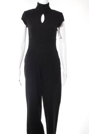 caché Jumpsuit zwart casual uitstraling