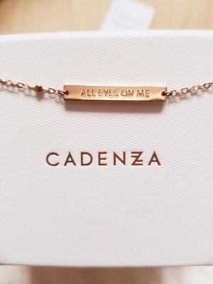 Cadenzza Armband mit Swarovski Kristallen NEU