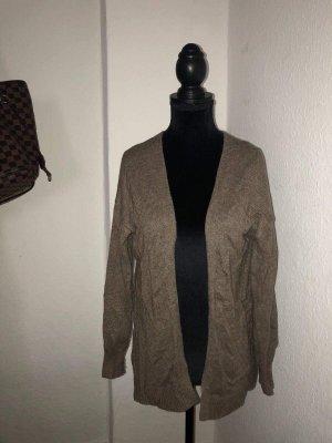 Zara Veste en tricot multicolore coton