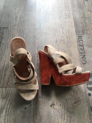 Cafe Moda Wildleder Schuhe
