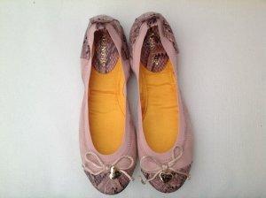 CafeNoir Ballerinas rosa rose 37 Italien Caf'eNoir