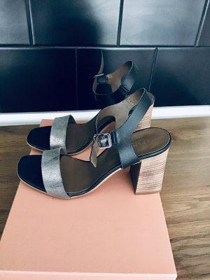 CaféNoir Sandalen aus Leder