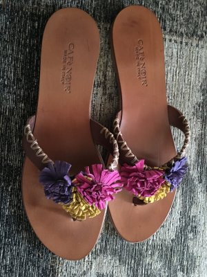 Cafénoir sandalen Hippie style