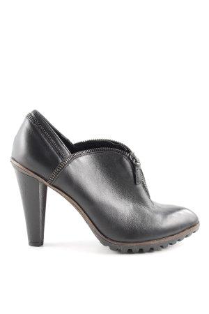 Cafènoir Chaussure décontractée noir style d'affaires