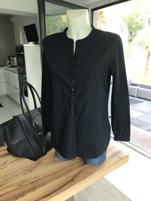 Cakes and Kisses Blusa taglie forti nero