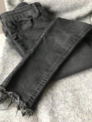 Calzedonia Pantalón de tubo negro