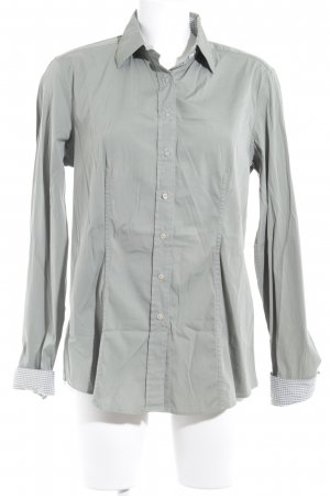 Caliban Hemd-Bluse khaki Casual-Look