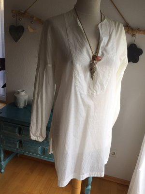 Caliban Tuniekblouse wolwit