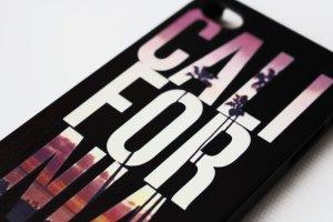 California Handycase iPhone 4 S Blogger Sonnenuntergang Asos