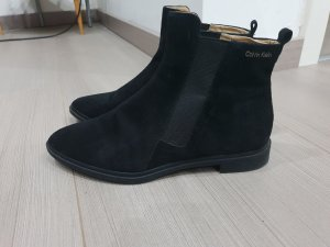 Calvin Klein Chelsea Boot noir