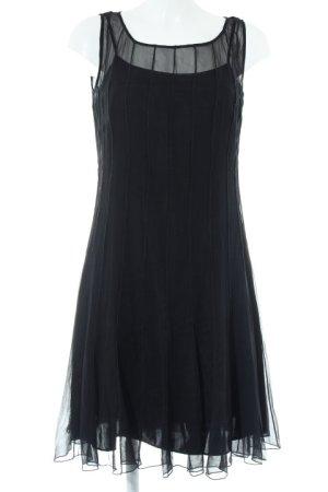 Calvin Klein A-Linien Kleid schwarz Casual-Look