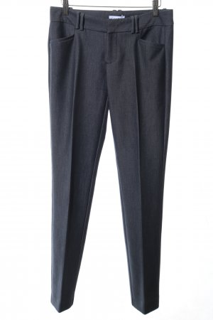 Calvin Klein Suit Trouser blue flecked business style