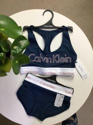 Calvin Klein Basic Bralette Set S/36 Neu