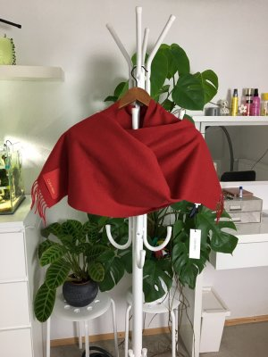 Calvin Klein Sciarpa di lana multicolore Lana