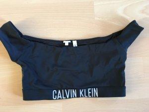 Calvin Klein Bikini negro-blanco