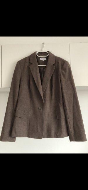 Calvin Klein Unisex Blazer grey brown