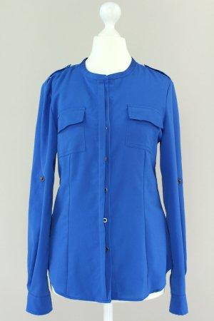 Calvin Klein Bluse blau Größe XS 1710590140622