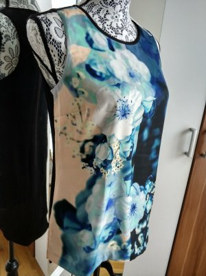 CALVIN KLEIN Bluse mit Blumenmuster !NEU! + Beauty-Überraschung*