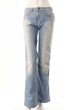 Calvin Klein Jeans bootcut bleu azur-bleu