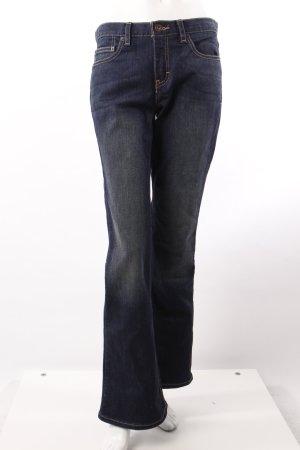 Calvin Klein Bootcut Jeans dunkelblau