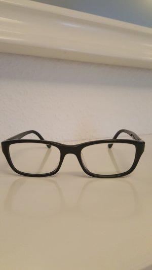 Calvin Klein Brille in Schwarz