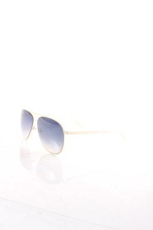 Calvin Klein Brille wollweiß-hellgrau Casual-Look
