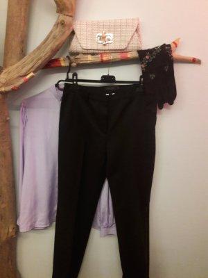 Calvin Klein Pantalone a pieghe nero