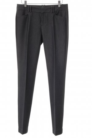 Calvin Klein Bundfaltenhose anthrazit meliert Business-Look