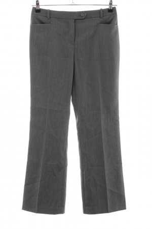 Calvin Klein Bundfaltenhose hellgrau Business-Look