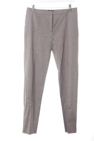 Calvin Klein Pantalon à pinces gris brun élégant