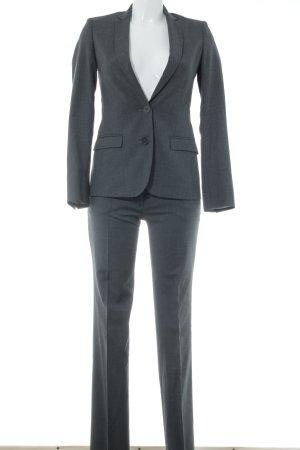Calvin Klein Business-Anzug dunkelgrau Business-Look